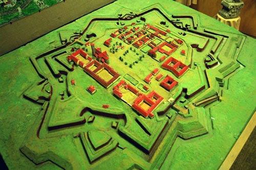 Alba Iulia Fortress