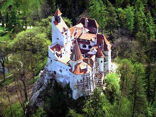Bran - Dracula Castle
