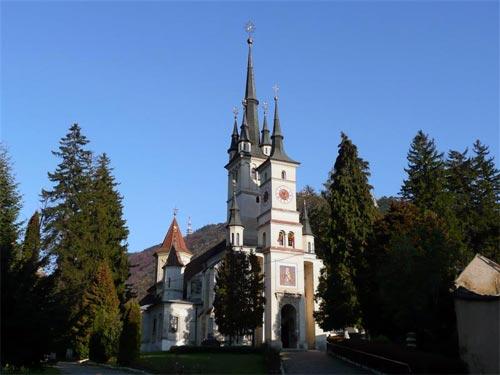Brasov - Saint Nicolas Church