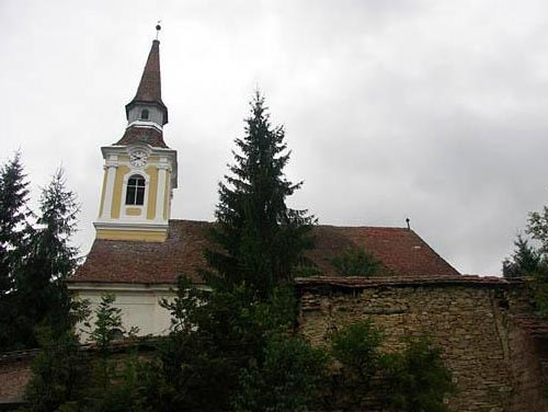 Crit Fortified Church