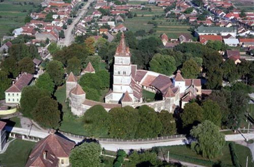 Harman - Fortified Church