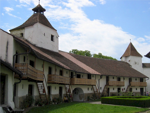 Harman - Saxon Fortified Church