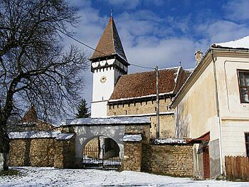 Mesendorf Fortified Church