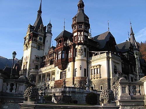 Sinaia - Peles Royal Castle