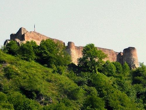 Poienari - Dracula`s Castle