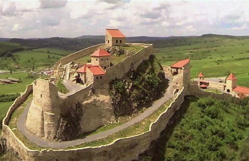 Rupea Ruin Fortress