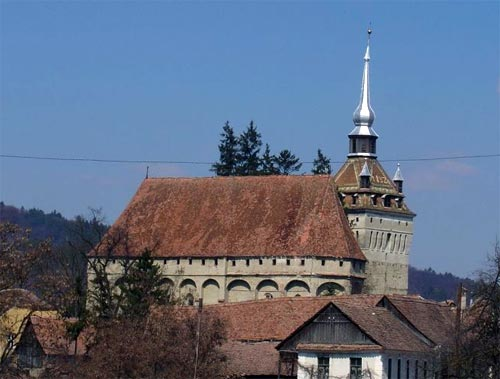 Saschiz Church