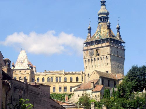 Sighisoara Medieval Town