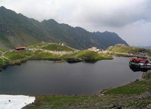 Transfagarasan - Balea Lake